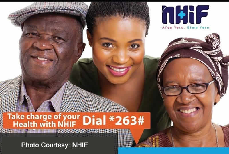 nhif rates kenya