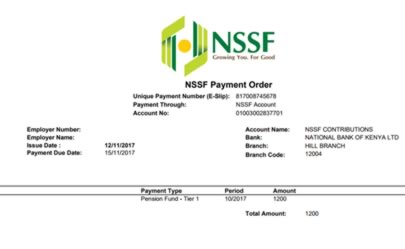 nssf-how-to-pay-online