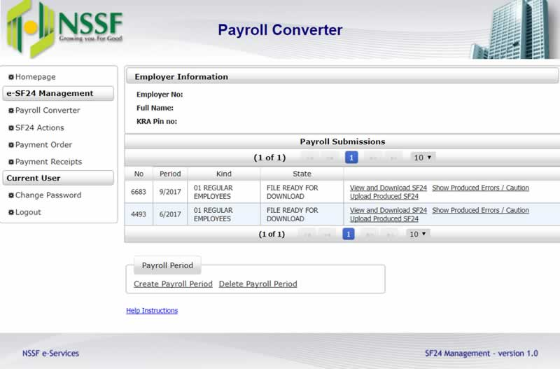 8 Easy Steps: How to pay NSSF Online