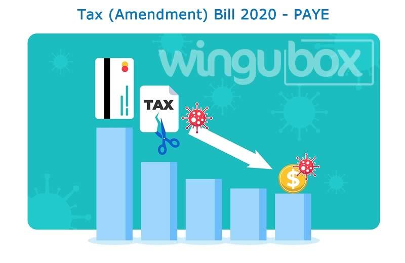 kenya-tax-amendment-bill-2020-paye-rates