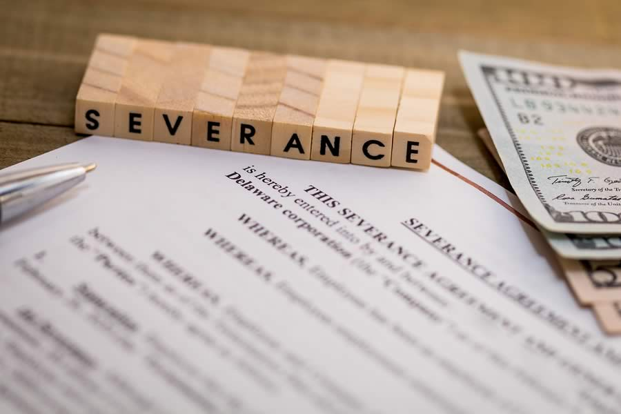 severance pay and service gratuity calculations