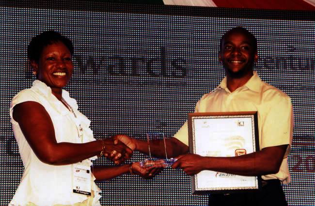 Winners of vision 2030 ict innovation awards