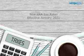 KRA PAYE Tax Rates Effective January 2021